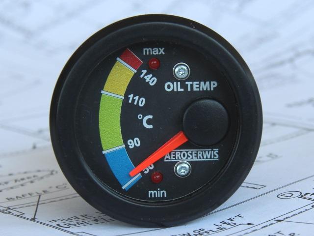 Wskaźnik temperatury oleju