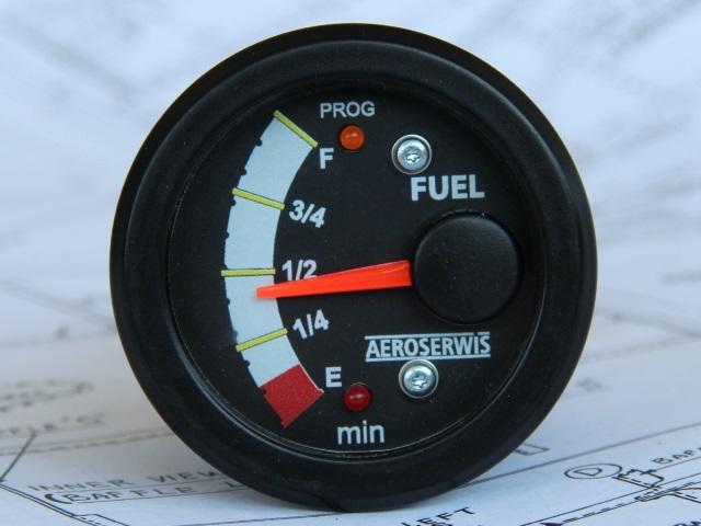 Wskaźnik poziomu paliwa